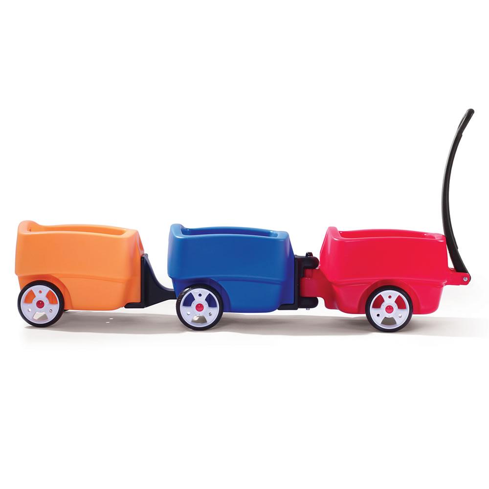 Complete Choo Choo Train Combo Kids Wagon Step2