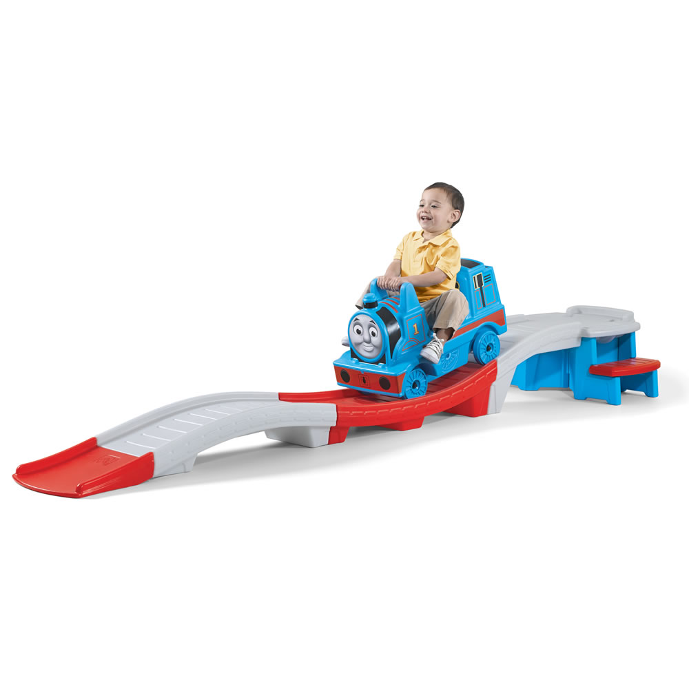 Toys For 2 And Up : Thomas the tank engine™ up down roller coaster kids