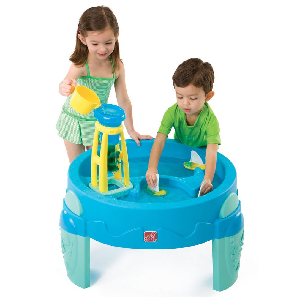 Waterwheel playtable water play by step2 - Table exterieur enfant ...