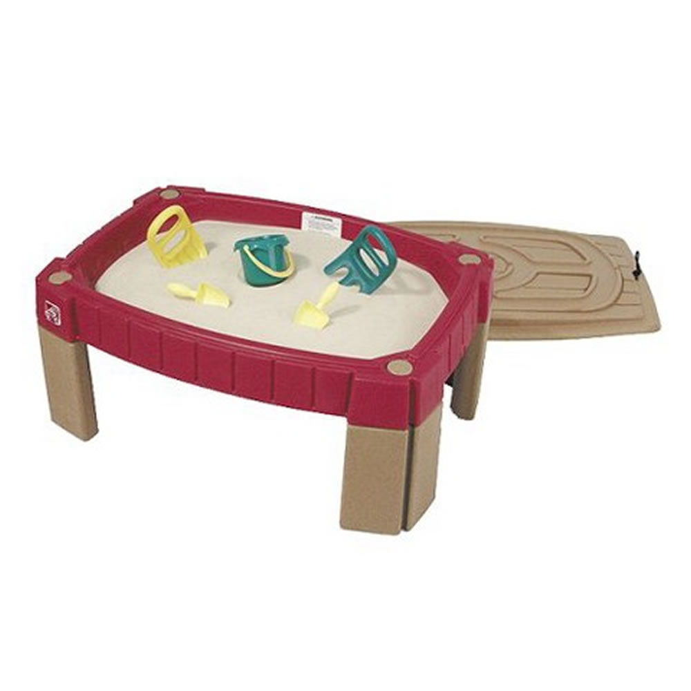 Naturally Playful 174 Sand Table Sand Amp Water By Step2