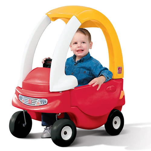 Toddle Tune Coupe Kids Ride On Step2