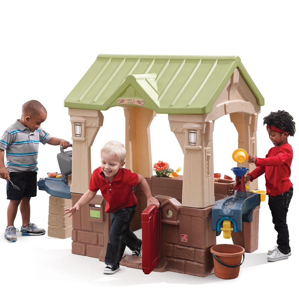 Great Outdoors Playhouse Outdoor Playhouses Step2