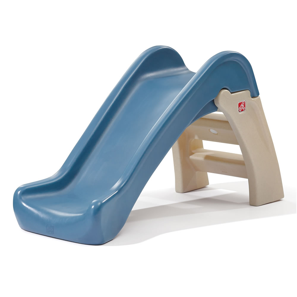 Play Amp Fold Jr Slide Outdoor Play By Step2