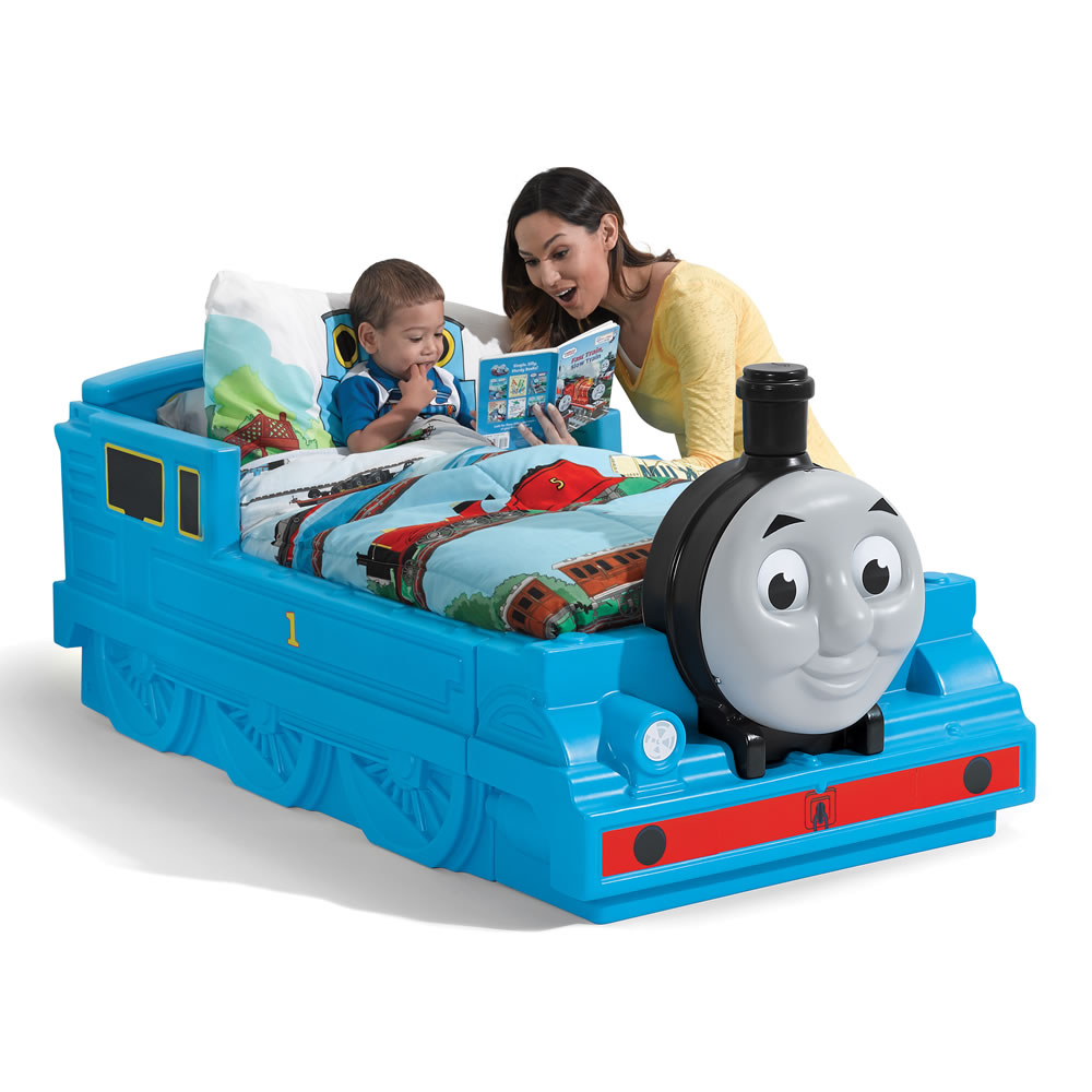 Thomas the Tank Engine™ Toddler Bed™   Kids Furniture   by ...