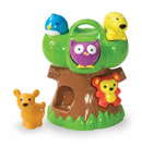 Click to View Product Details for Squeeze &amp; Teethe Forest Friends 