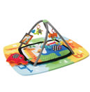 Click to View Product Details for Infant &amp; Toddler Activity Gym &amp; Foam Mat  
