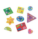 Click to View Product Details for Shapes & Colors Puzzles™
