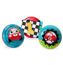 Click to View Product Details for Pop &amp; Play 3-Piece Activity Pods Racecar