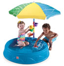 Click to View Product Details for Play & Shade Pool