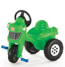 Click to View Product Details for Pedal Farm Tractor