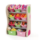 Click to View Product Details for Fun Time Room Organizer 
