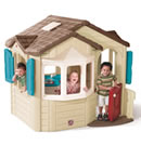 Click to View Product Details for Naturally Playful Welcome Home Playhouse