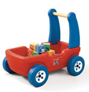 Click to View Product Details for Walker Wagon with Blocks