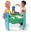 Click to View Product Details for Sand & Water Transportation Station