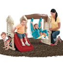 Click to View Product Details for Play Up Toddler Swing &amp; Slide