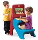 Click to View Product Details for Art Easel Desk