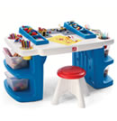 Click to View Product Details for Build &amp; Store Block &amp; Activity Table