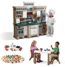 Click to View Product Details for Deluxe Kitchen Play Set