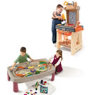 Click to View Product Details for Tools and Trains Play Set