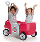 Click to View Product Details for OSU Wagon For Two Plus
