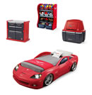 Click to View Product Details for Corvette Bedroom Combo
