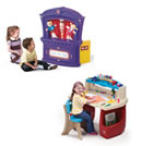 Click to View Product Details for Imagine and Create Preschool Play Set