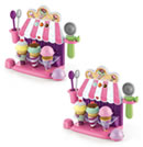 Click to View Product Details for Ice Cream Parlor - 2 Pack