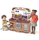 Click to View Product Details for Gourmet Cafe Kitchen