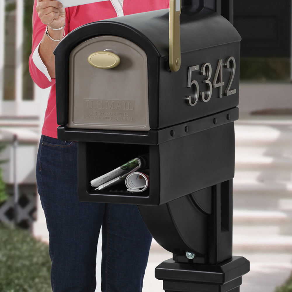 Step2 MailMaster Hudson Mailbox door and newspaper holder