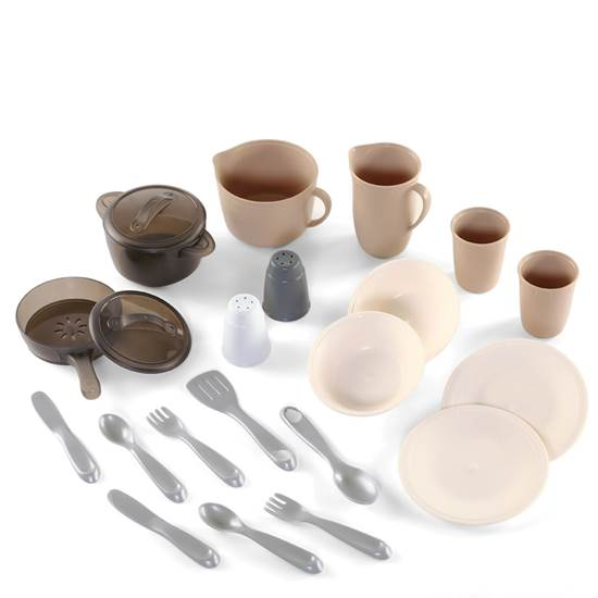Step2 LifeStyle Dining Room and Pots & Pans Set