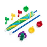 Colorful umbrella/accessories Play & Shade Pool