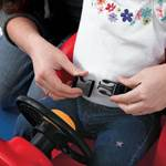 Step2 Push Around Buggy 10th Anniversary Edition seatbelt