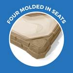 Step2 Naturally Playful Sandbox and Lid