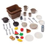 play food accessories of Deluxe Kitchen