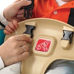 Step2 Infant to Toddler Swing restraint system