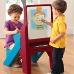 Step2 Art Easel Desk Dry Erase Board