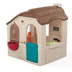 Naturally Playful® Countryside Cottage™ - Brown Roof