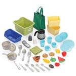 accessories for kid's plastic play kitchen