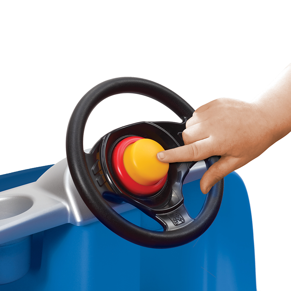 Step2 Whisper Ride II Steering Wheel with Horn