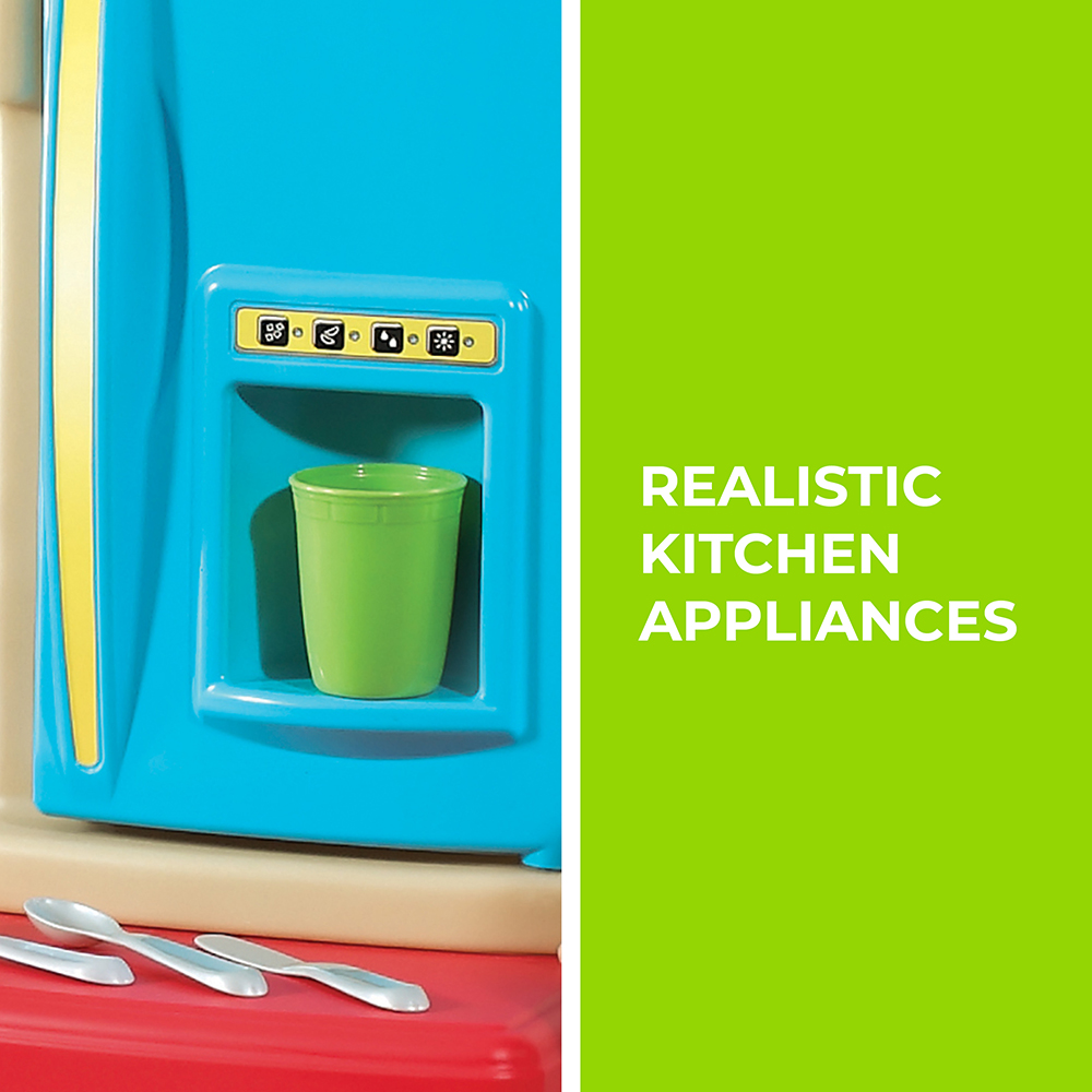 LifeStyle Custom Kitchen™ - Brights accessories