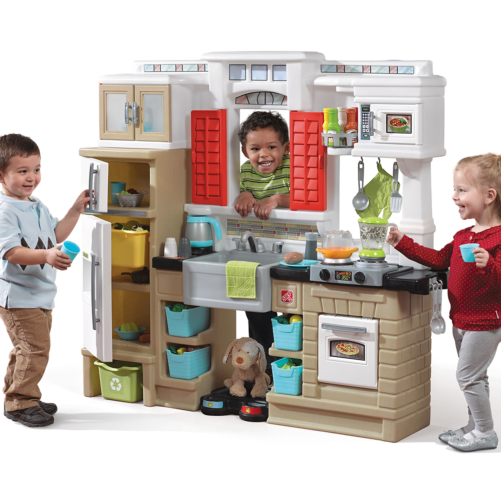 Mixin Up Magic Kitchen Kids Play Kitchen Step2
