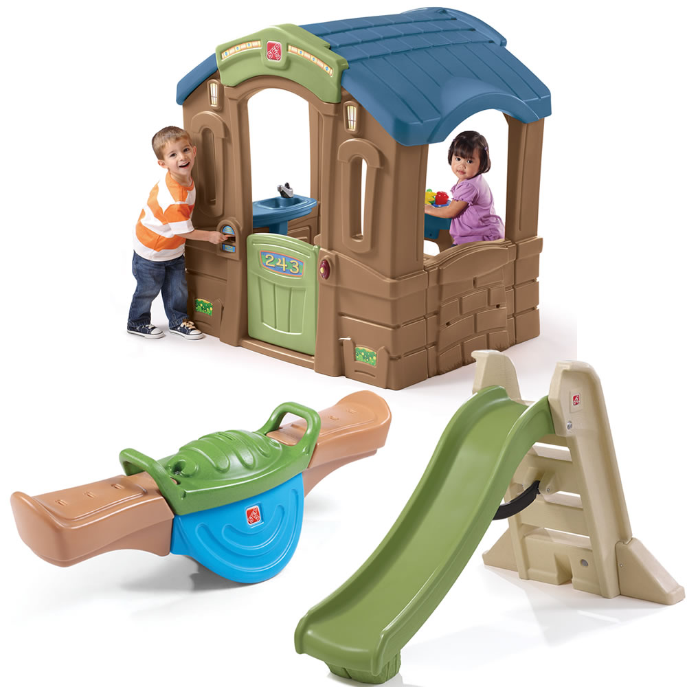 Step 2 Toys For Toddlers : Outdoor adventures combo kids toy step