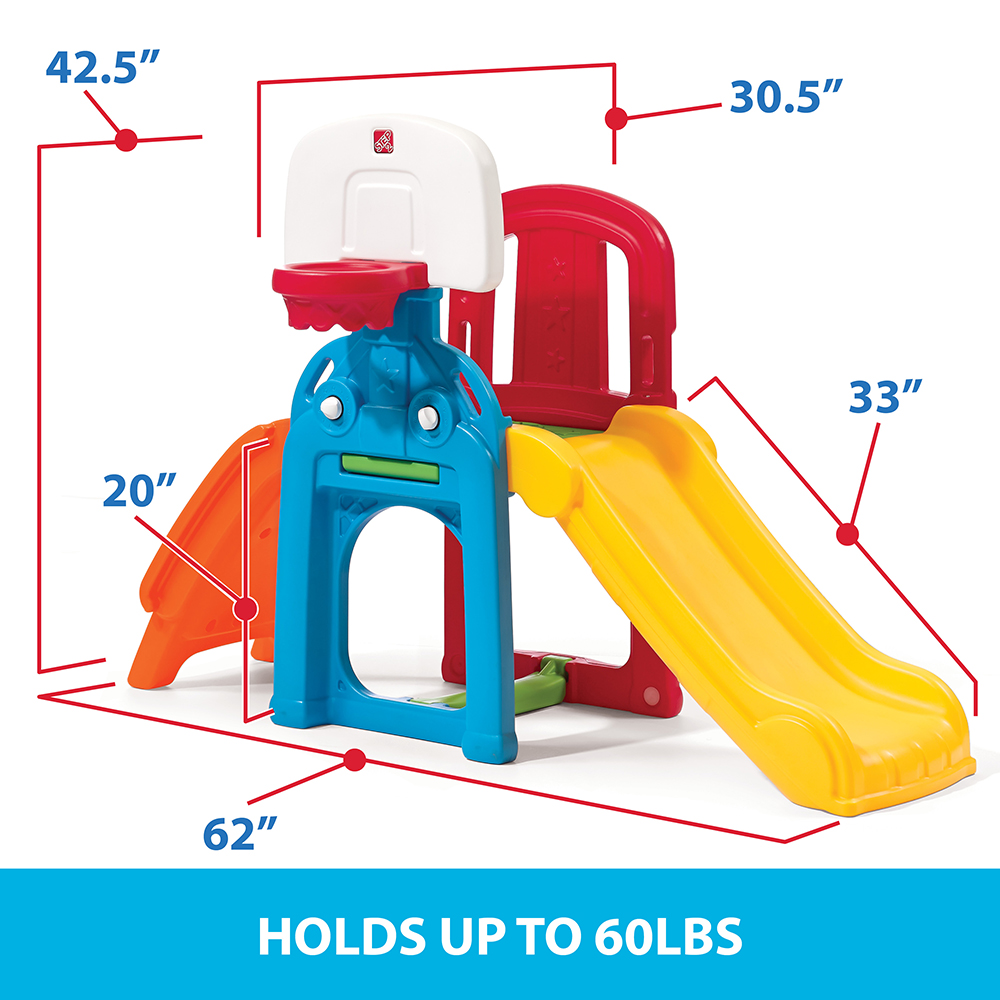 Step2 Game Time Sports Climber climbing ladder