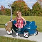 Step2 Easygoing Wagon Blue door