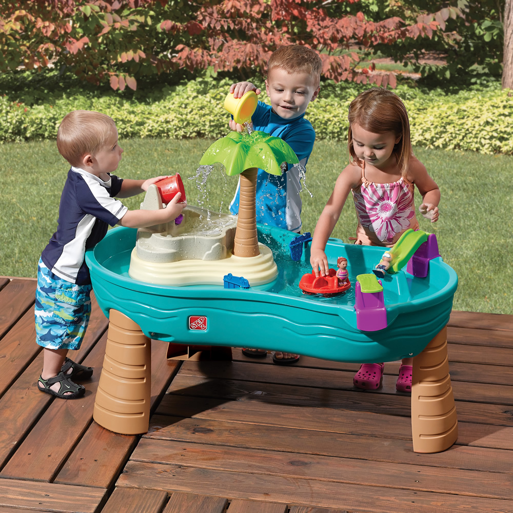 Splish Splash Seas Water Table | Kids Sand & Water Play | Step2