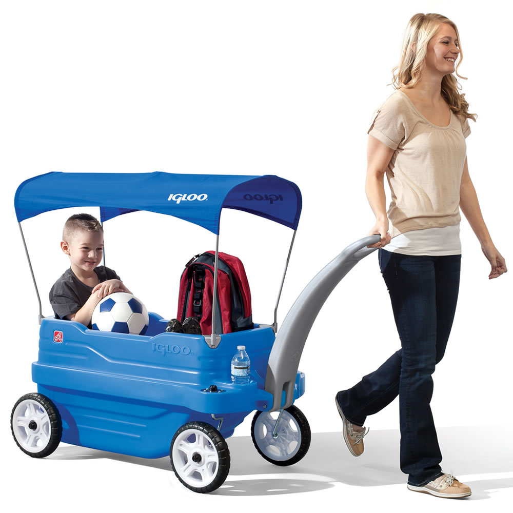 Cooler Holder For Wagon Igloo® Wagon With Cooler