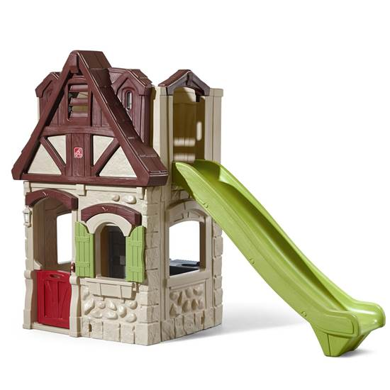 Step2 2-Story Playhouse & Slide