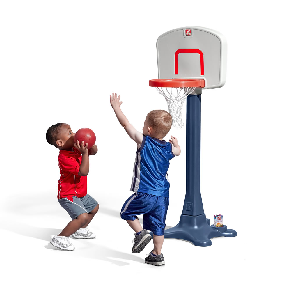 Hunting Toys For Little Boys : Shootin hoops junior inch basketball set kids sports