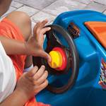 Step2 Hot Wheels Push Around Racer working horn