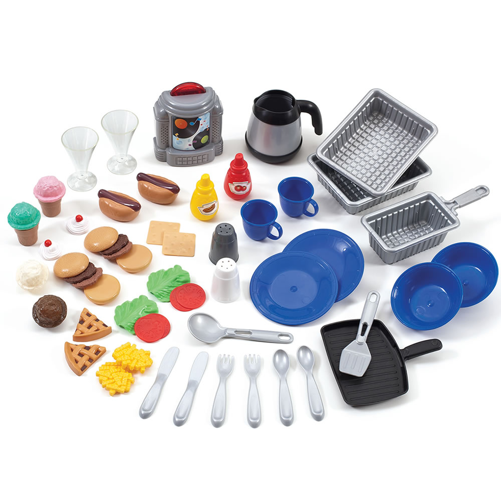accessories from play kitchen